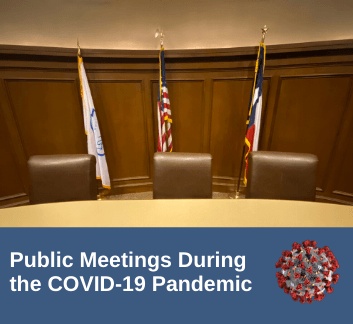 HP Public Meetings During COVID-19