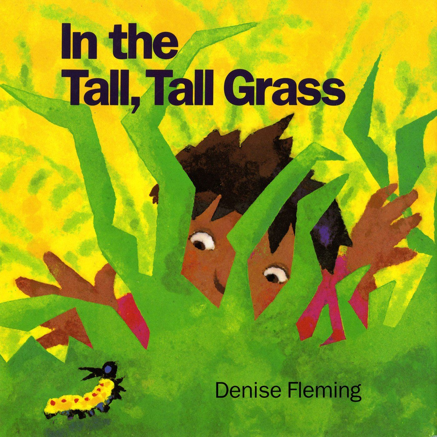 In the Tall Tall Grass Book Cover Image